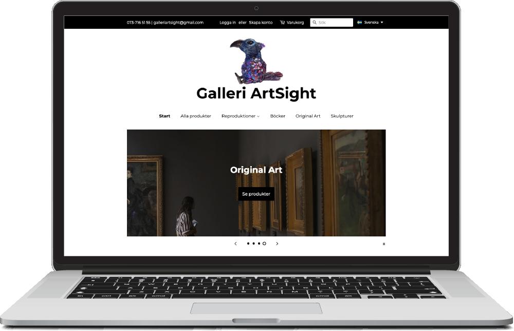 Galleri Artsight