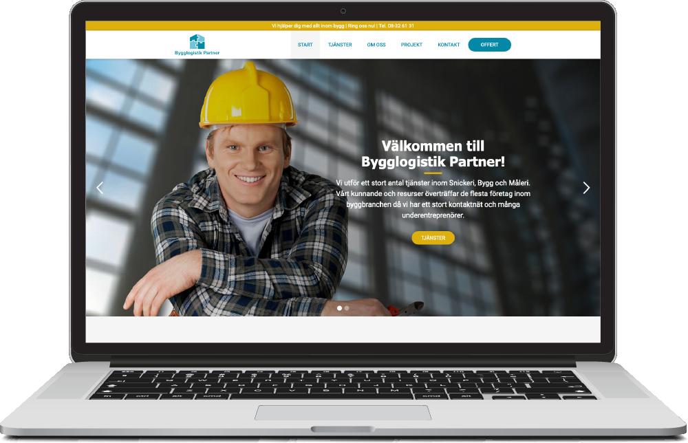 Bygglogistik Partner