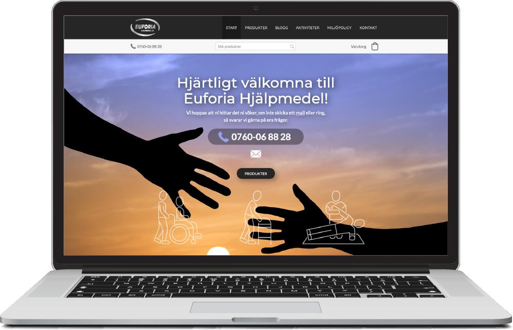 Euforia Hjälpmedel