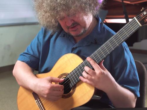 Zoran Dukic teaches The Jose Sonata
