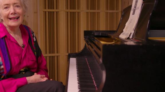Barbara Nissman teaches Bartok