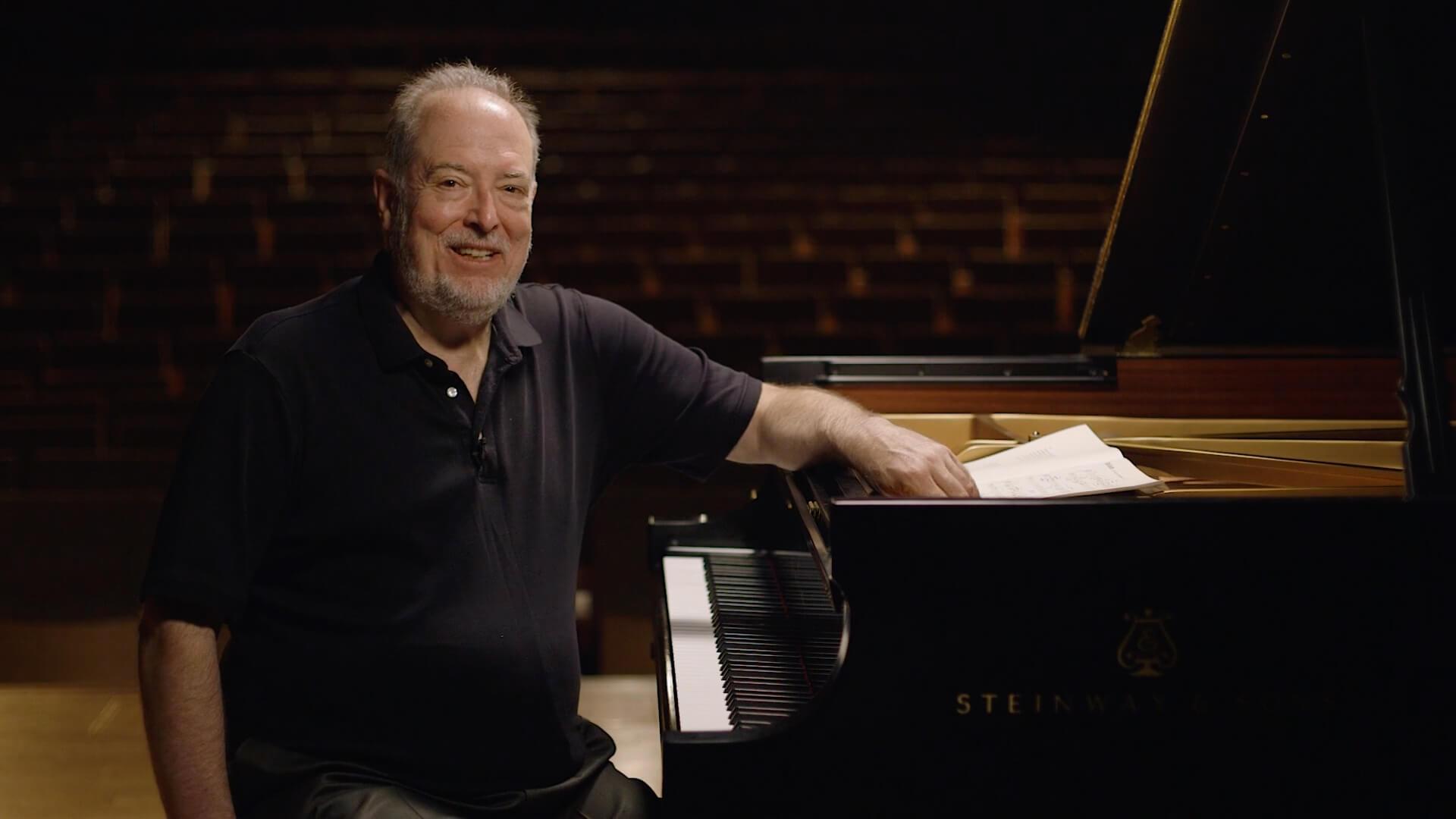 Garrick Ohlsson teaches Chopin on tonebase.