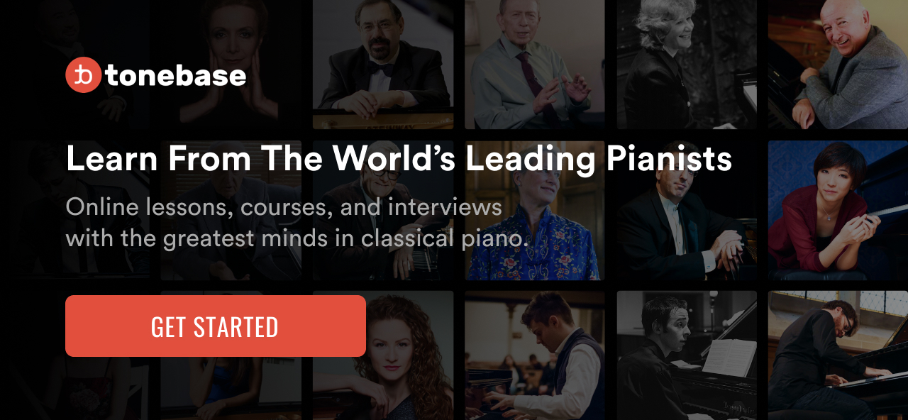 Learn from the best pianists