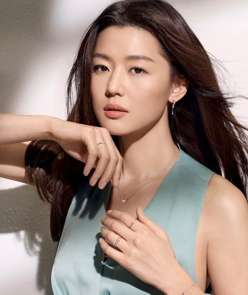 Jun Ji Hyun (Gianna Jun)