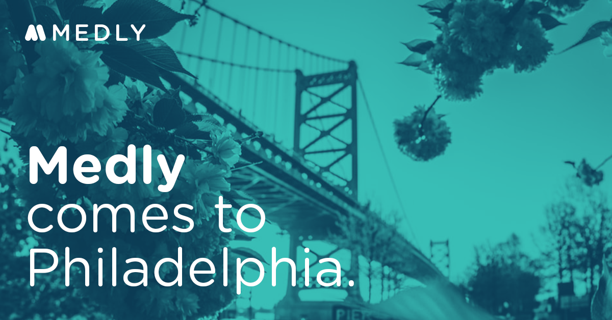 MedlyBrings Innovation and Ease to Customers in the Philadelphia Market