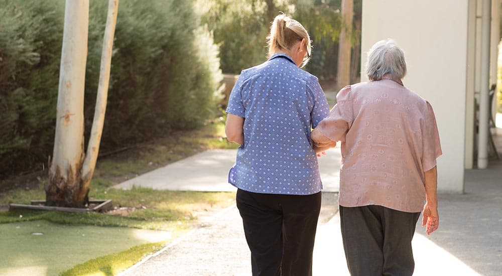 leaving aged care