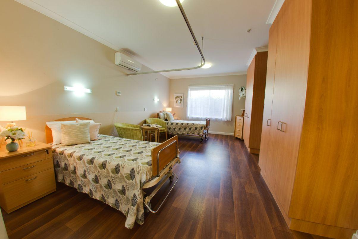 Companion room