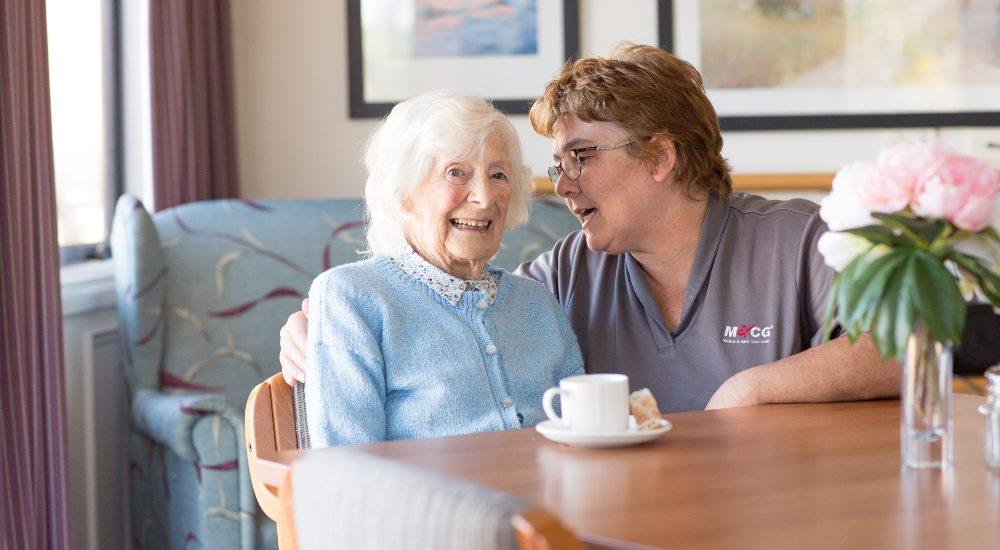 Respite care days entitlement