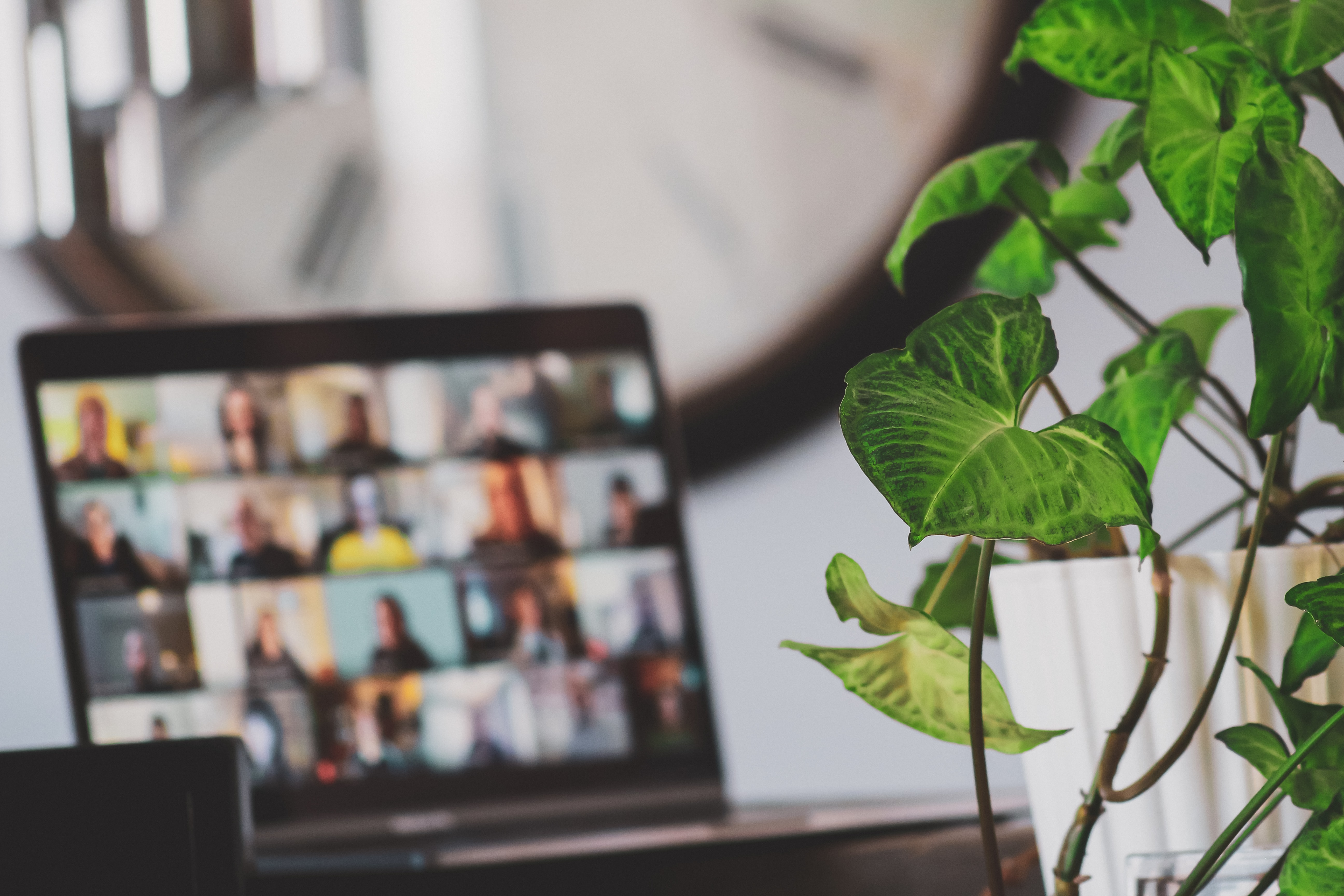 Virtual Employee Meeting