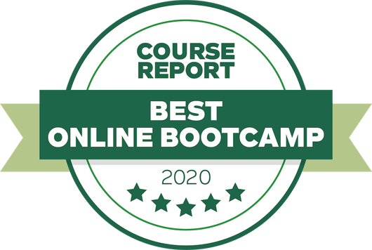 course report badge