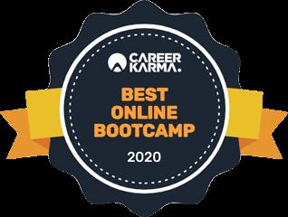 Career Karma Best Online Bootcamp Logo