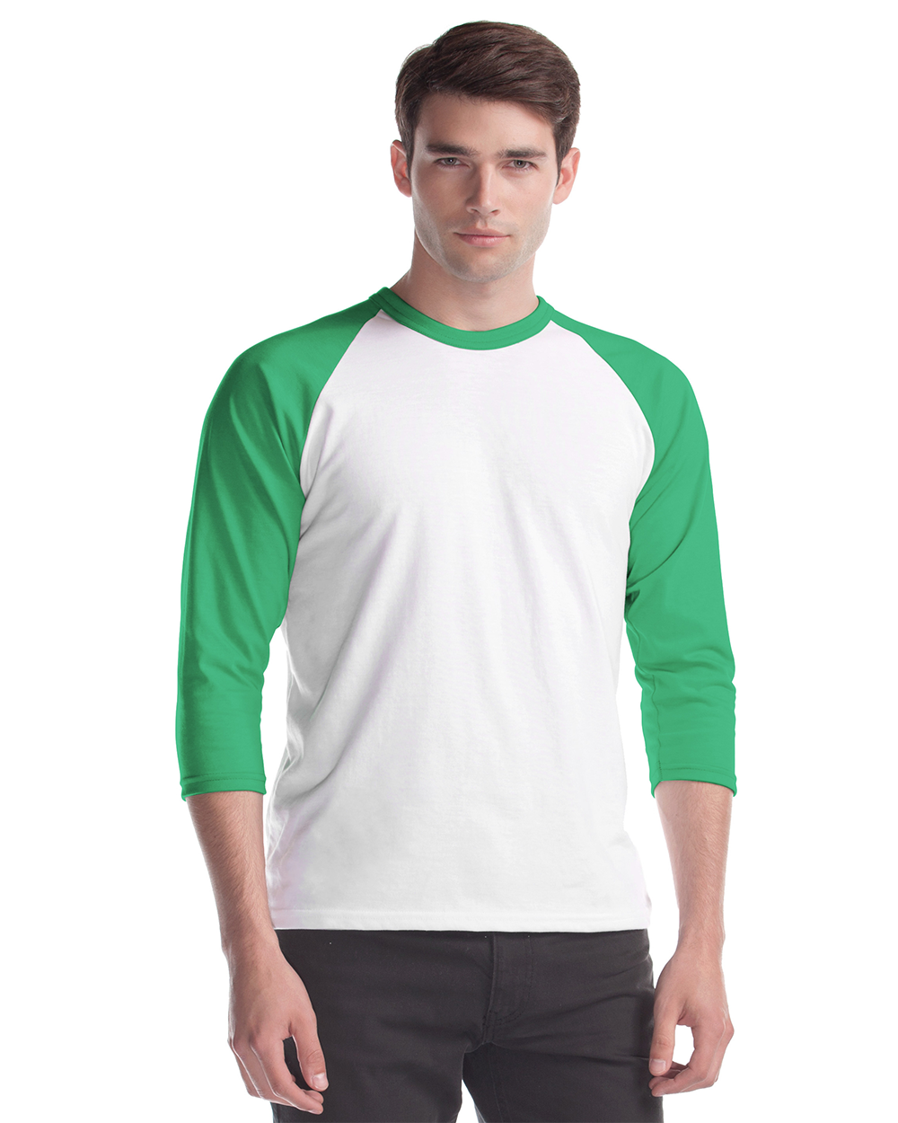 3/4 Raglan Baseball T-Shirt