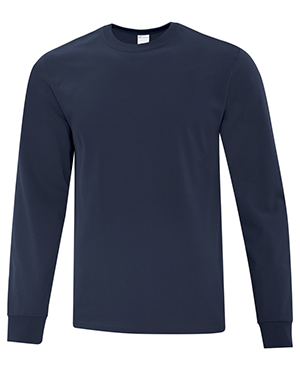 Everyday Cotton Long Sleeve T-Shirt