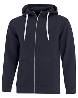 ES Active Core Full Zip Hooded Sweatshirt