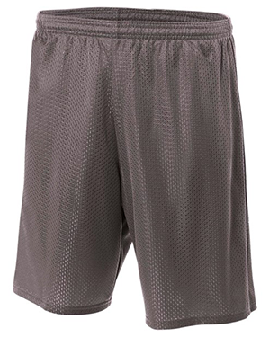 """7"""" Lined Tricot Mesh Shorts"""