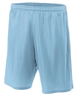 "Youth 6"" Lined Tricot Mesh Shorts"