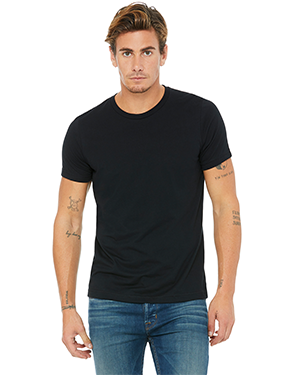 Unisex Poly-Cotton Short Sleeve T-shirt