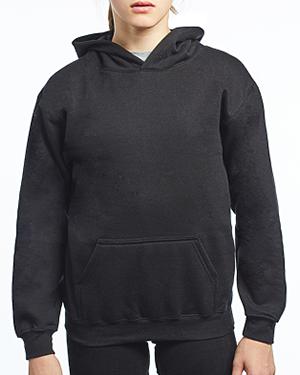 Youth Fleece Pullover Hooded Sweatshirt