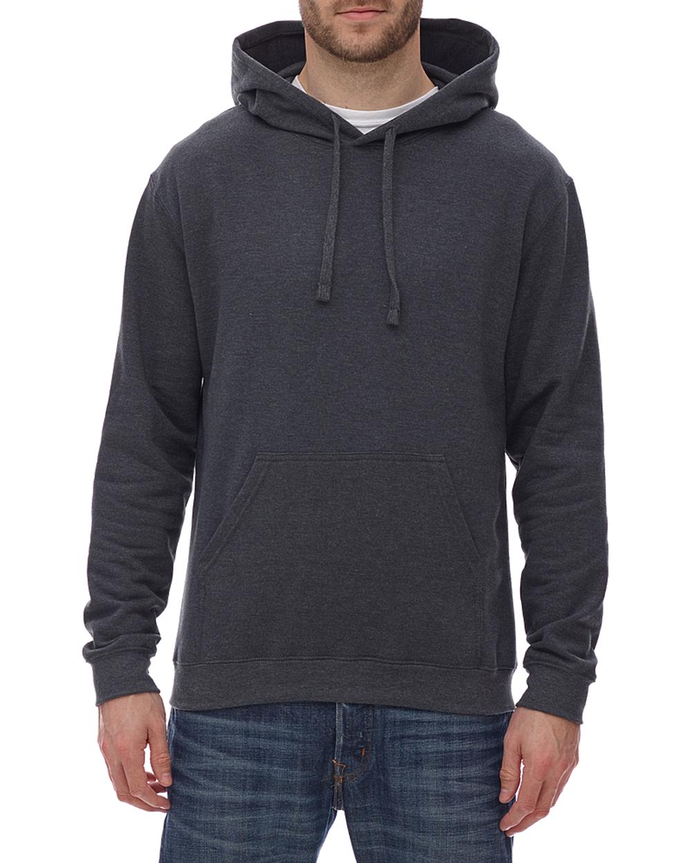 Unisex Pullover Hooded Sweatshirt