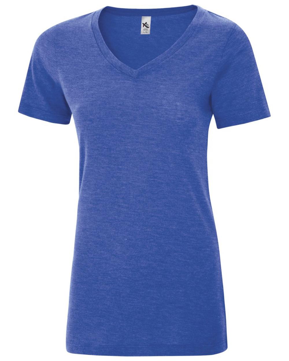 Triblend V-neck Ladies' T-Shirt