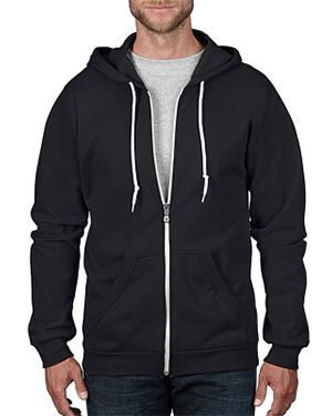 CRS Fashion Full Zip Hooded Sweatshirt