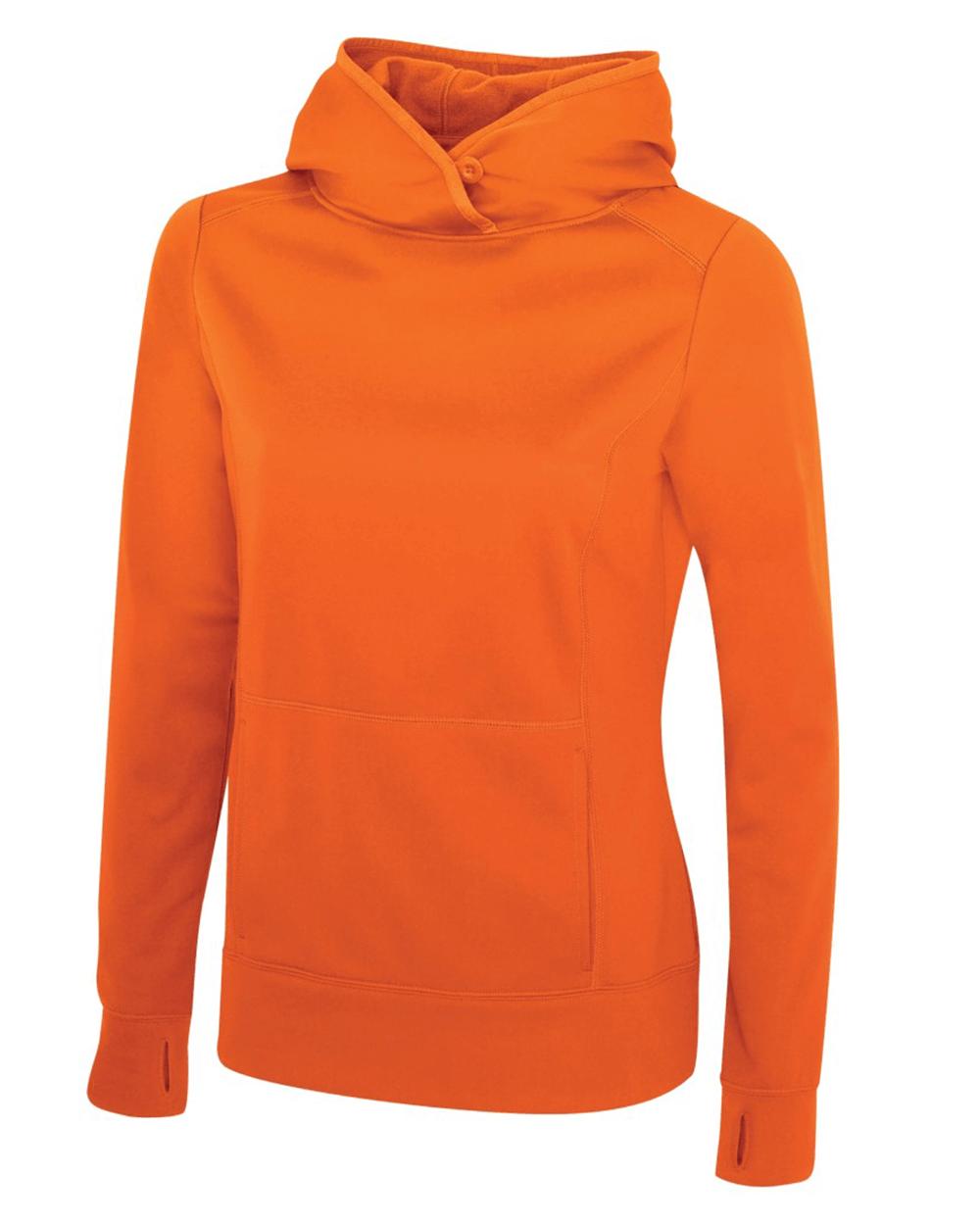Ladies Game Day Fleece Hooded Sweatshirt