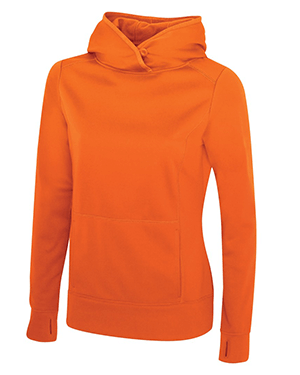 Ladies Game Day Fleece Hooded Sweatshirt