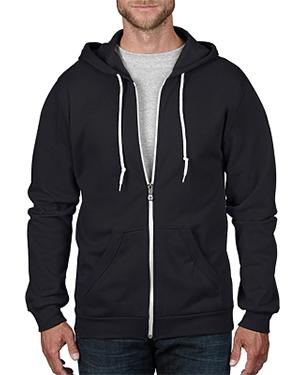 CRS Fashion Full Zip Hooded Sweatshirt