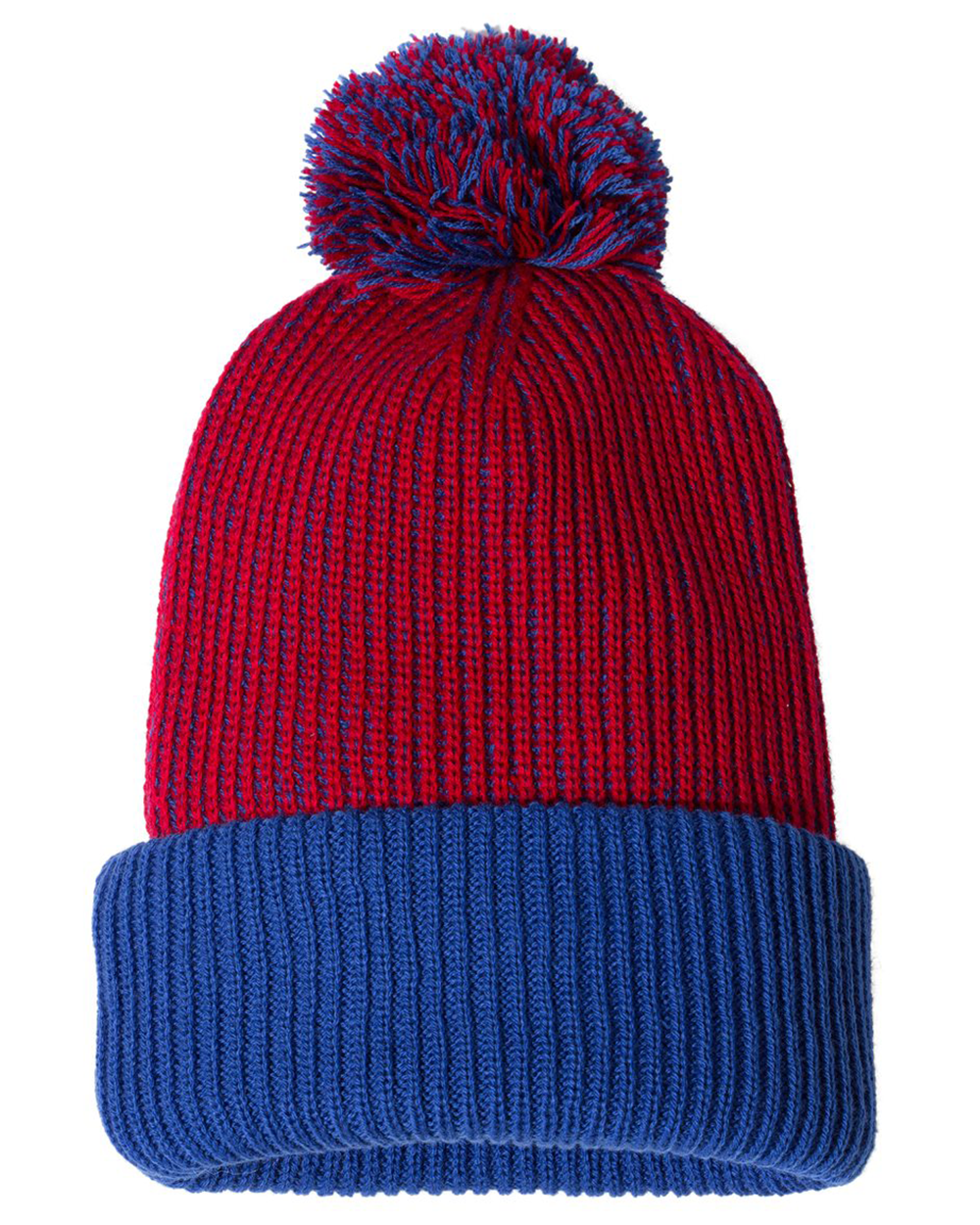 Speckled Knit Toque