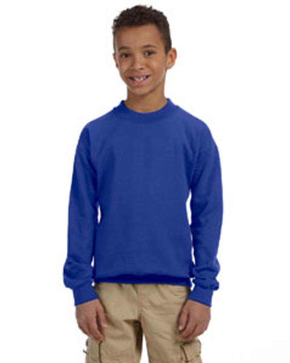 Youth Heavy Blend Crewneck Sweatshirt