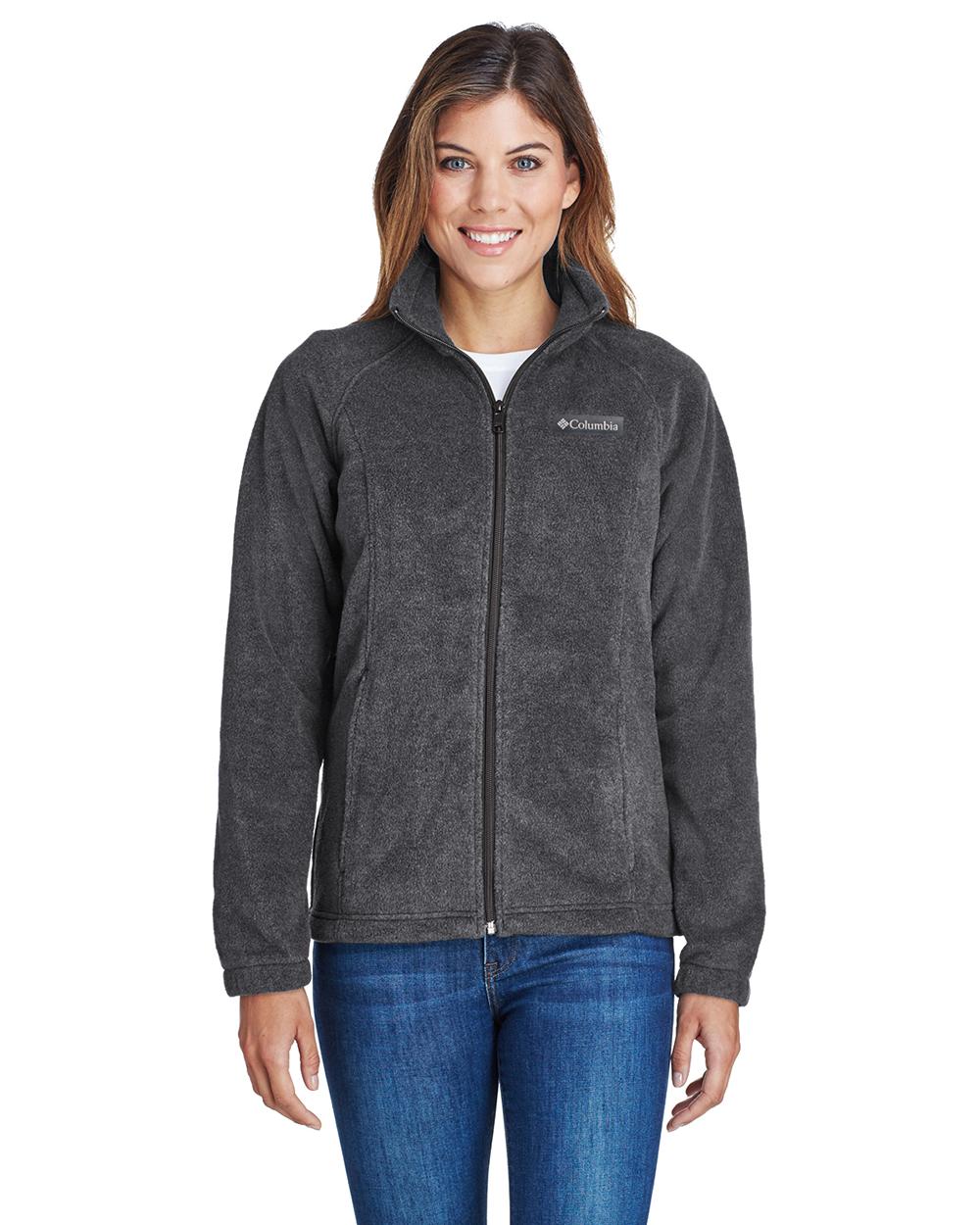 Ladies' Benton Springs Full-Zip Fleece
