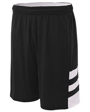 """Youth 8"""" Reversible Speedway Short"""