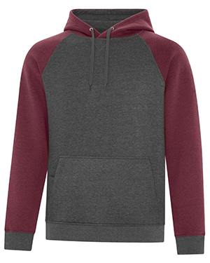 ES Active Vintage Two-Tone Hooded Sweatshirt