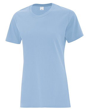 Everyday Cotton Ladies T-Shirt