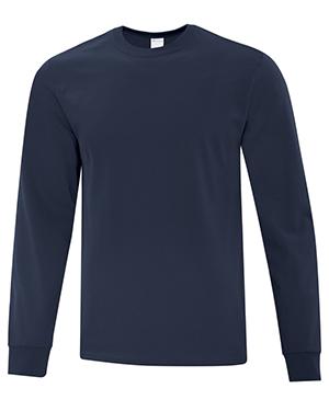 Everyday Cotton Long Sleeve T-Shirt