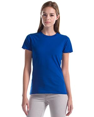 Ring Spun Cotton Ladies T-Shirt