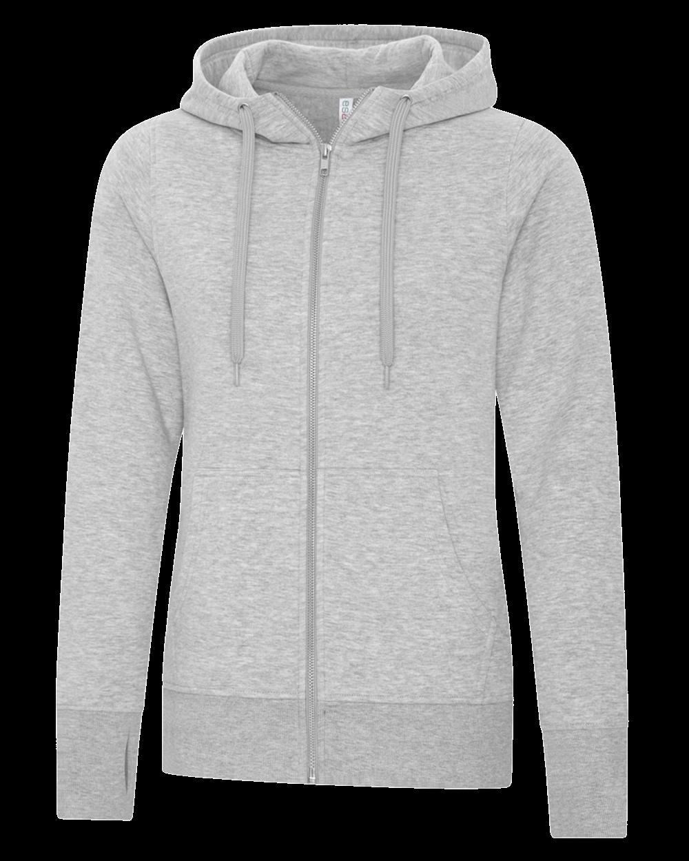 ES Active Core Full Zip Ladies Sweatshirt
