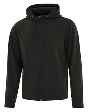 Game Day Fleece Zip Hooded Sweatshirt