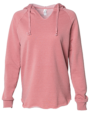 Women's California Wave Wash Hooded Pullover
