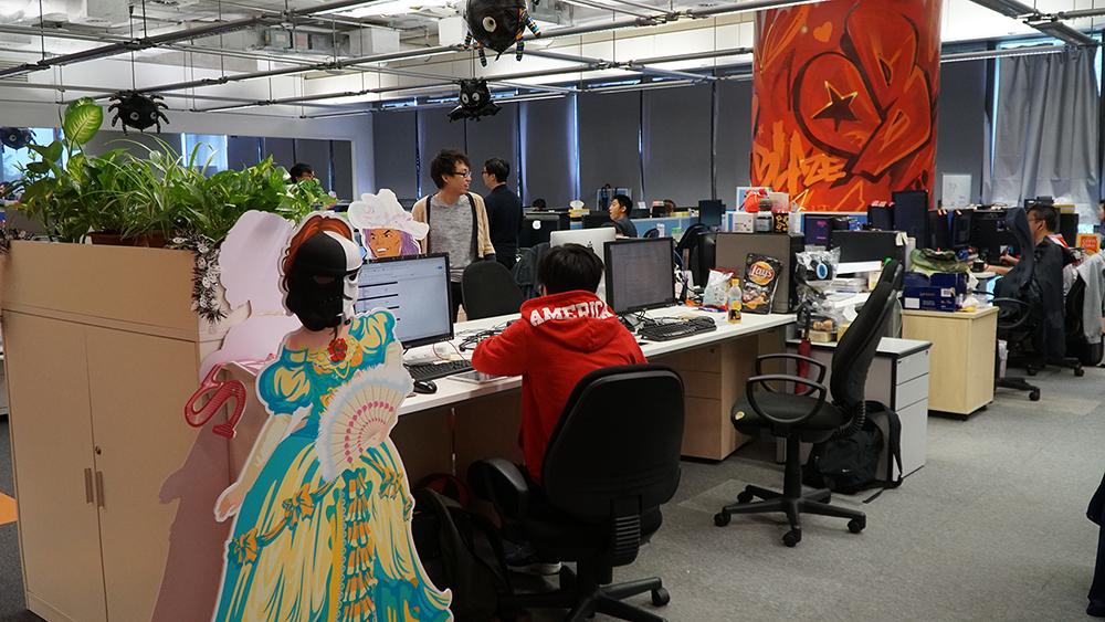 Animoca Brands (HK)- Senior Blockchain Architect
