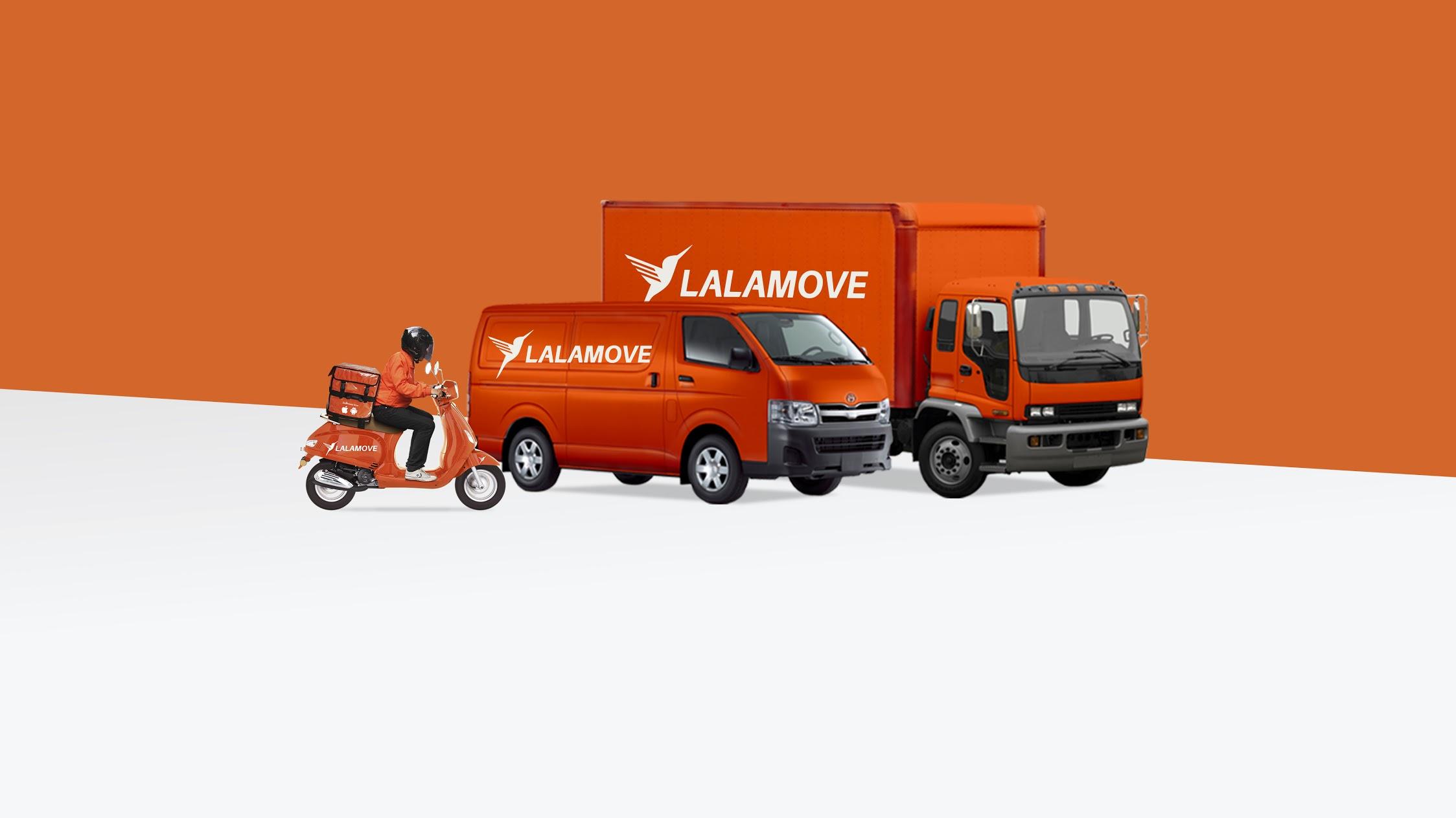 Lalamove (HK)
