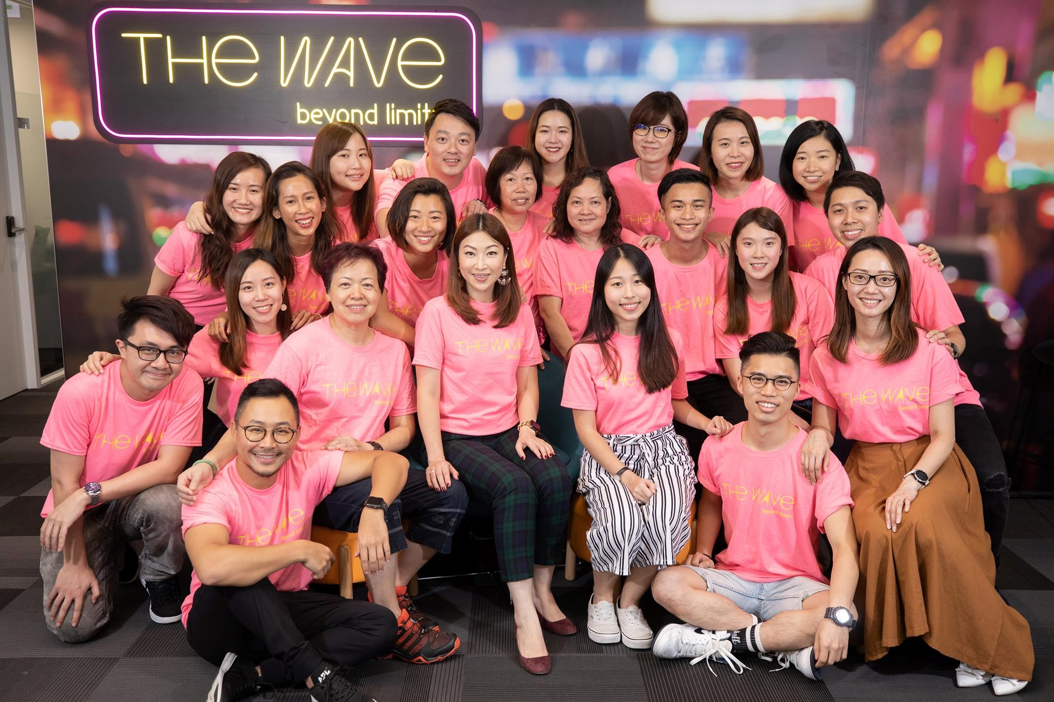 The Wave (HK)- Accounting Assistant