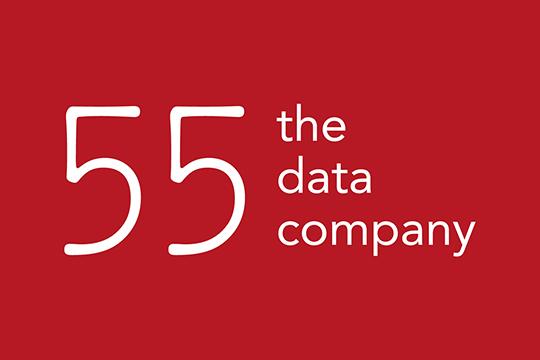 fifty-five|thedatacompany (HK)