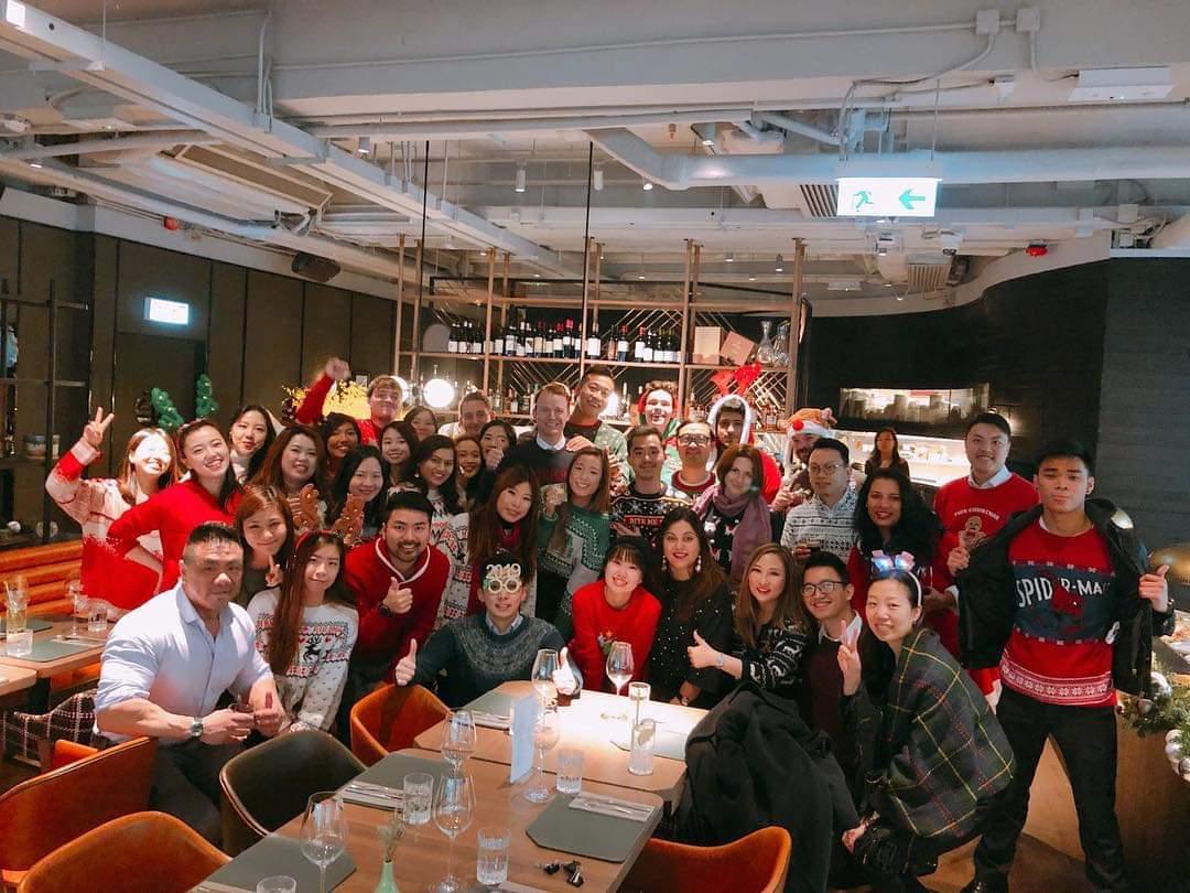 Cornerstone Global Partners (HK)- Researcher/ Associate Consultant