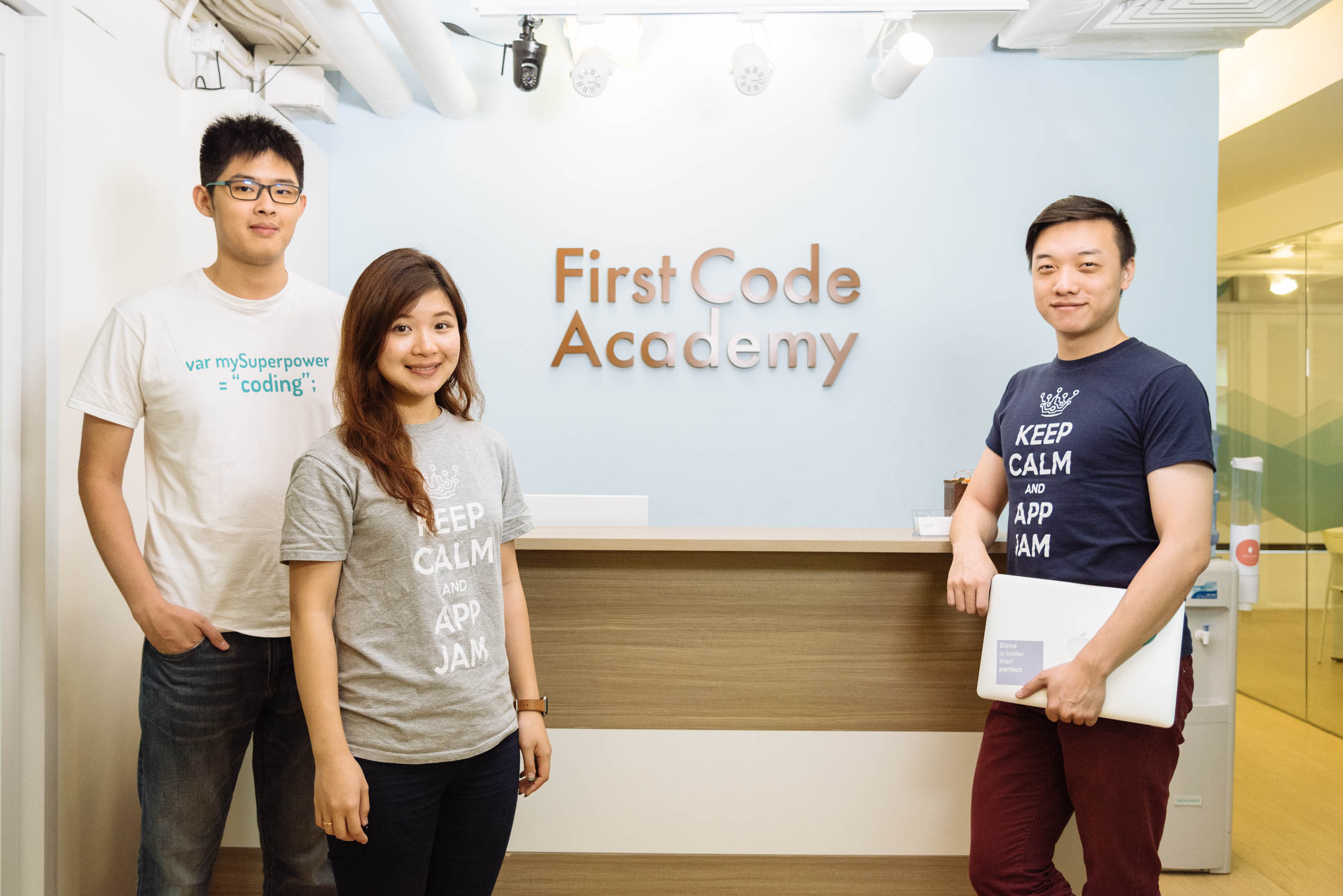 First Code Academy (HK) - Sales Associate