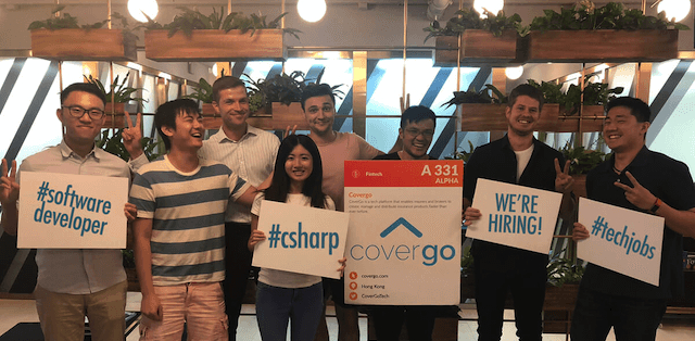 CoverGo - Backend Software Engineer