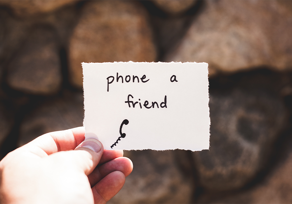 #ResilientAsiaChallenge #1: Phone A Friend