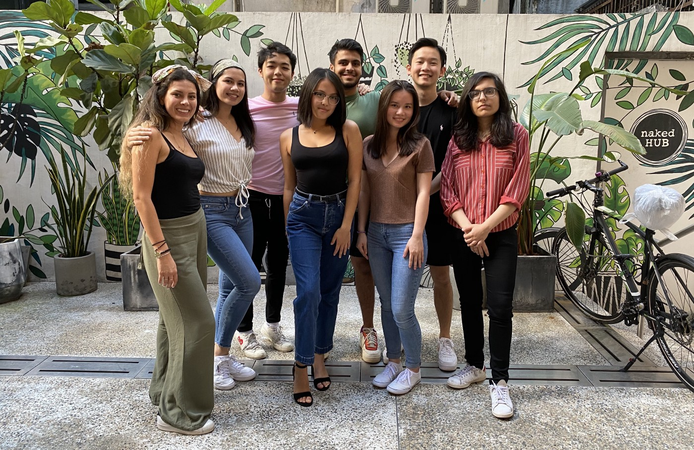 The team at Happyer has grown significantly with the addition of the 8 new interns who are adding unique skills and contributing to every aspect across the board.