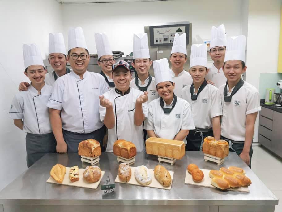 Barcook Bakery - Baker