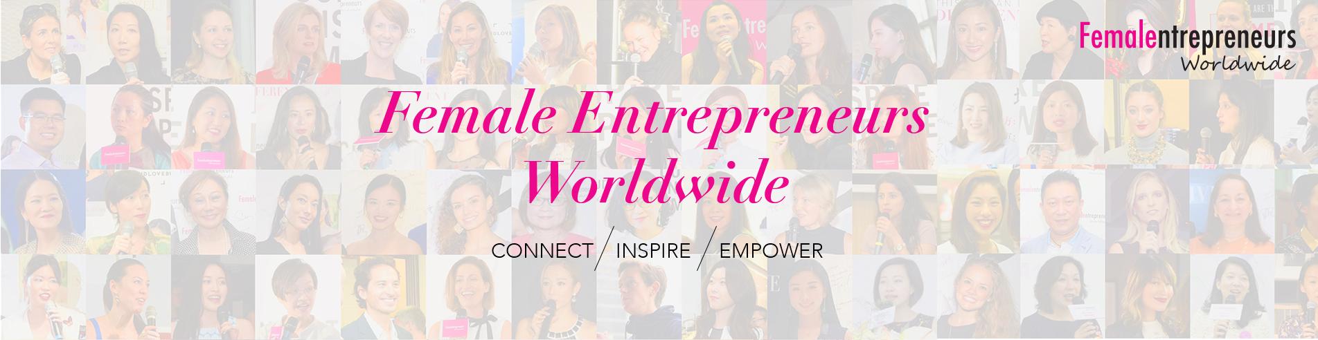 Female Entrepreneurs Worldwide (HK)